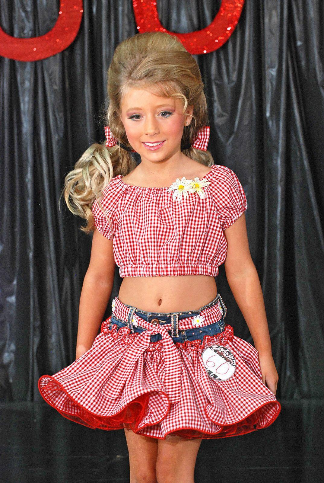 Daisy Duke Red & White, Glitz OOC Pageant Wear | Duke ...