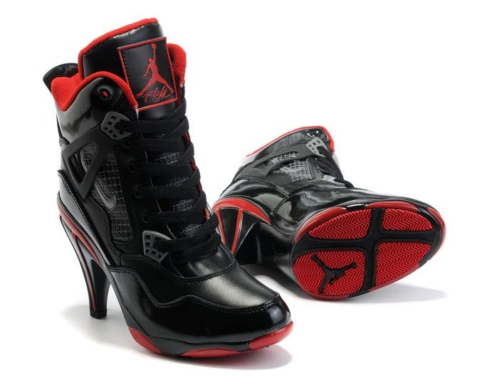 c5f937ad6 Jordan doesn t make heels so these are definitely fake but sure wish he did