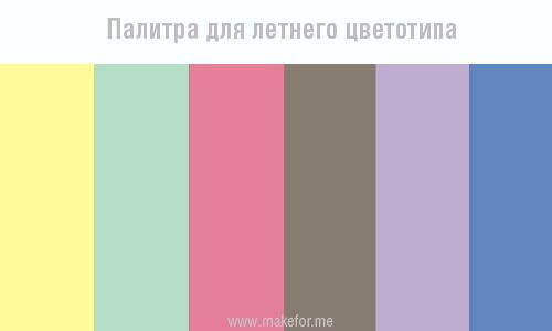 » Какие цвета подходят мне? Определение собственного колорита/цветотипа внешности | Стилист, визажист, эксперт по бровям Эльвира Ахметхозина в СПб