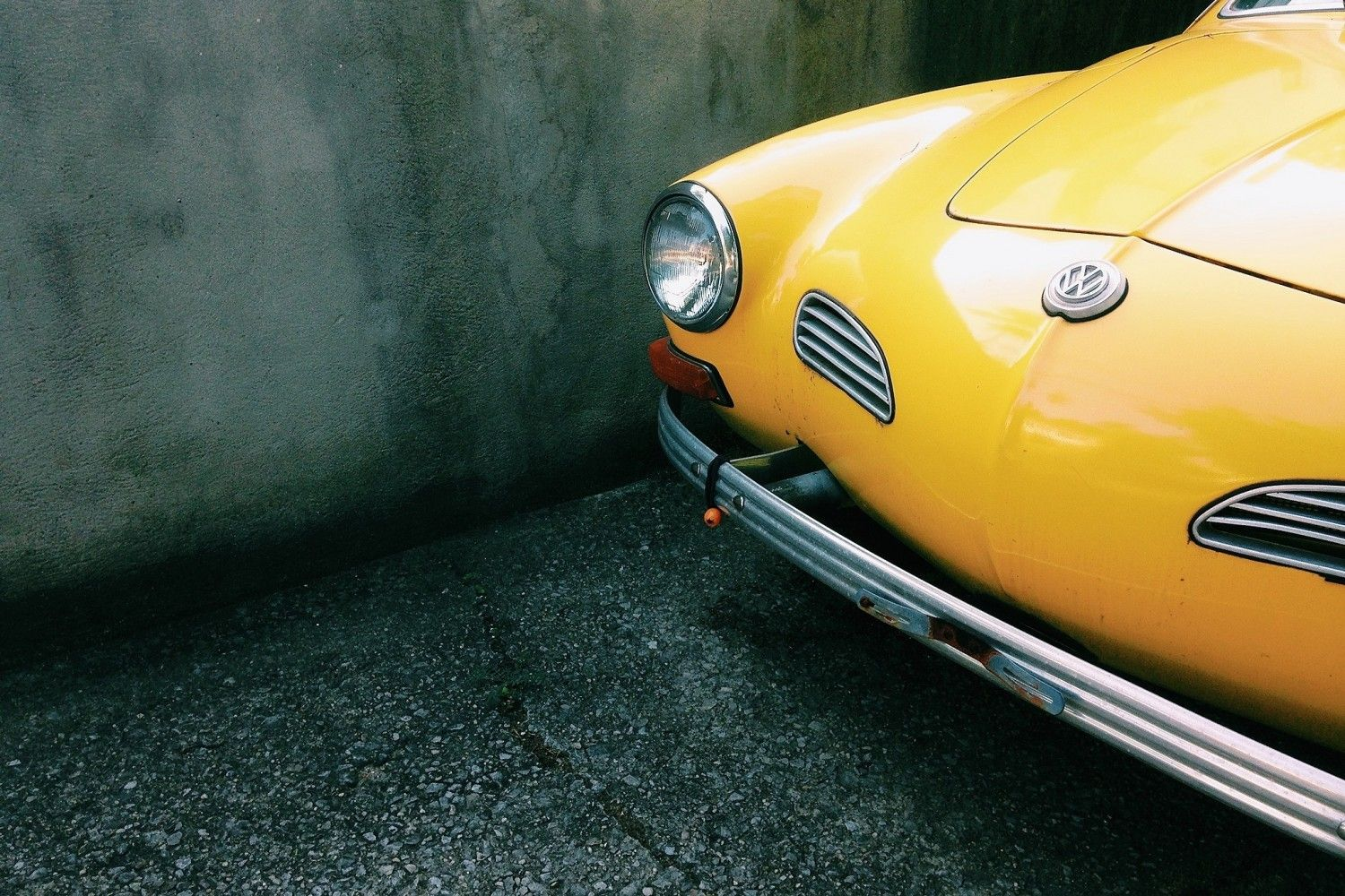 #yellow #car