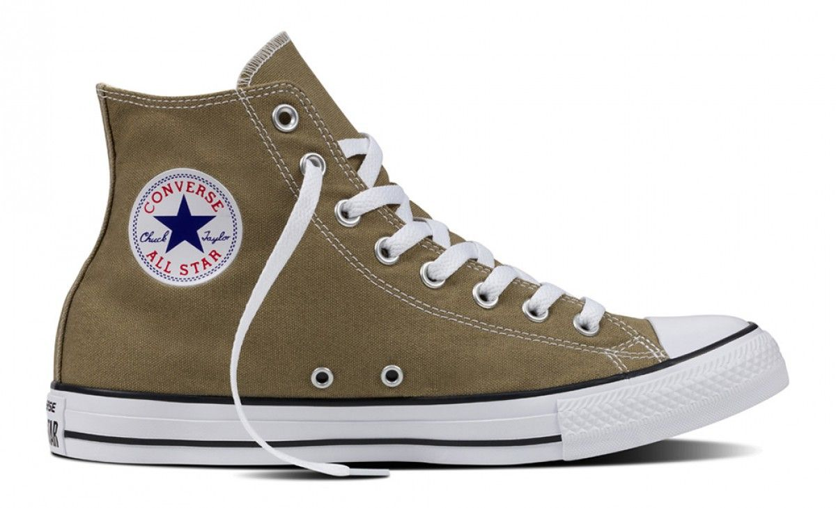 Converse Chuck Taylor All Star Seasonal Hi Top Jute