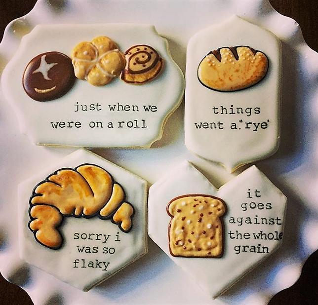 Cookie Spotlight Mama Mayer Bakery Bakery Puns Bakery Cookie Inspiration