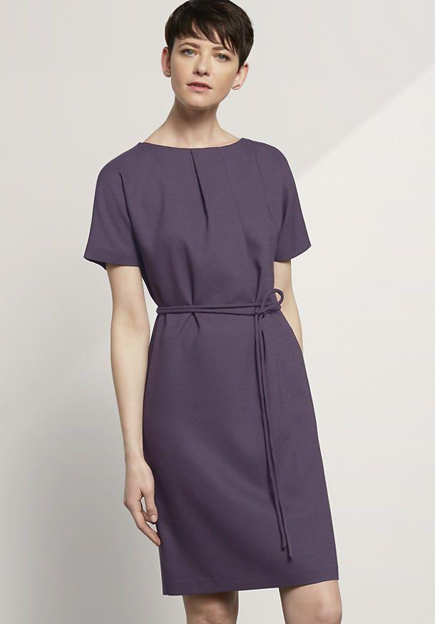 Kleid aus Modal mit Bio-Baumwolle (mit Bildern) | Kleider ...