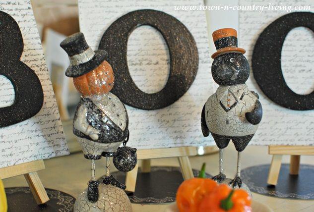 Halloween Decorating Ideas Vintage halloween, Halloween fun and - fun halloween decorating ideas