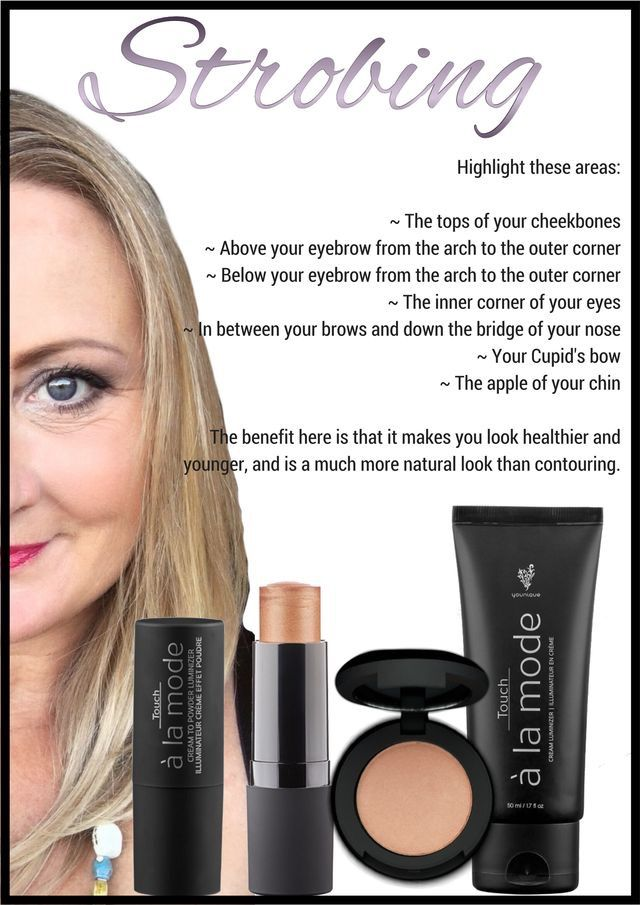 Younique new luminizers. Highlighting made easy! #makeup #