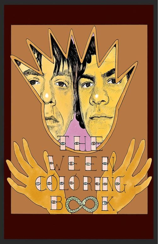 Poster for Ween. 11 x 17 inches. | Ween Posters | Pinterest ...