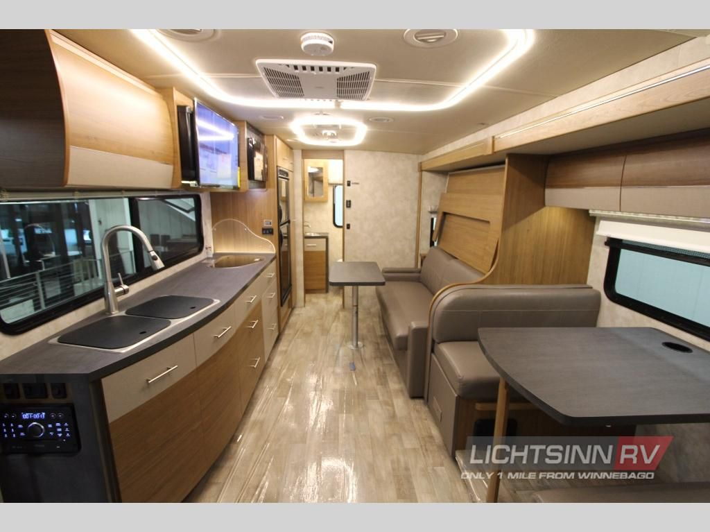 New 2018 Winnebago View 24D Motor Home Class C - Diesel at