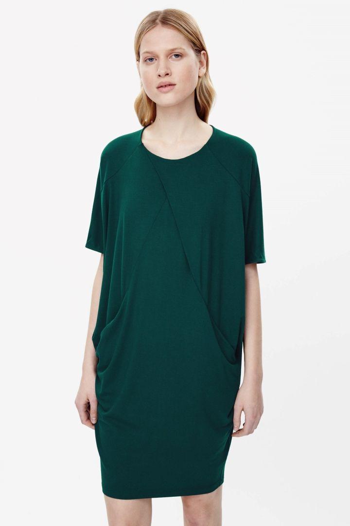 Green Oversized Dress