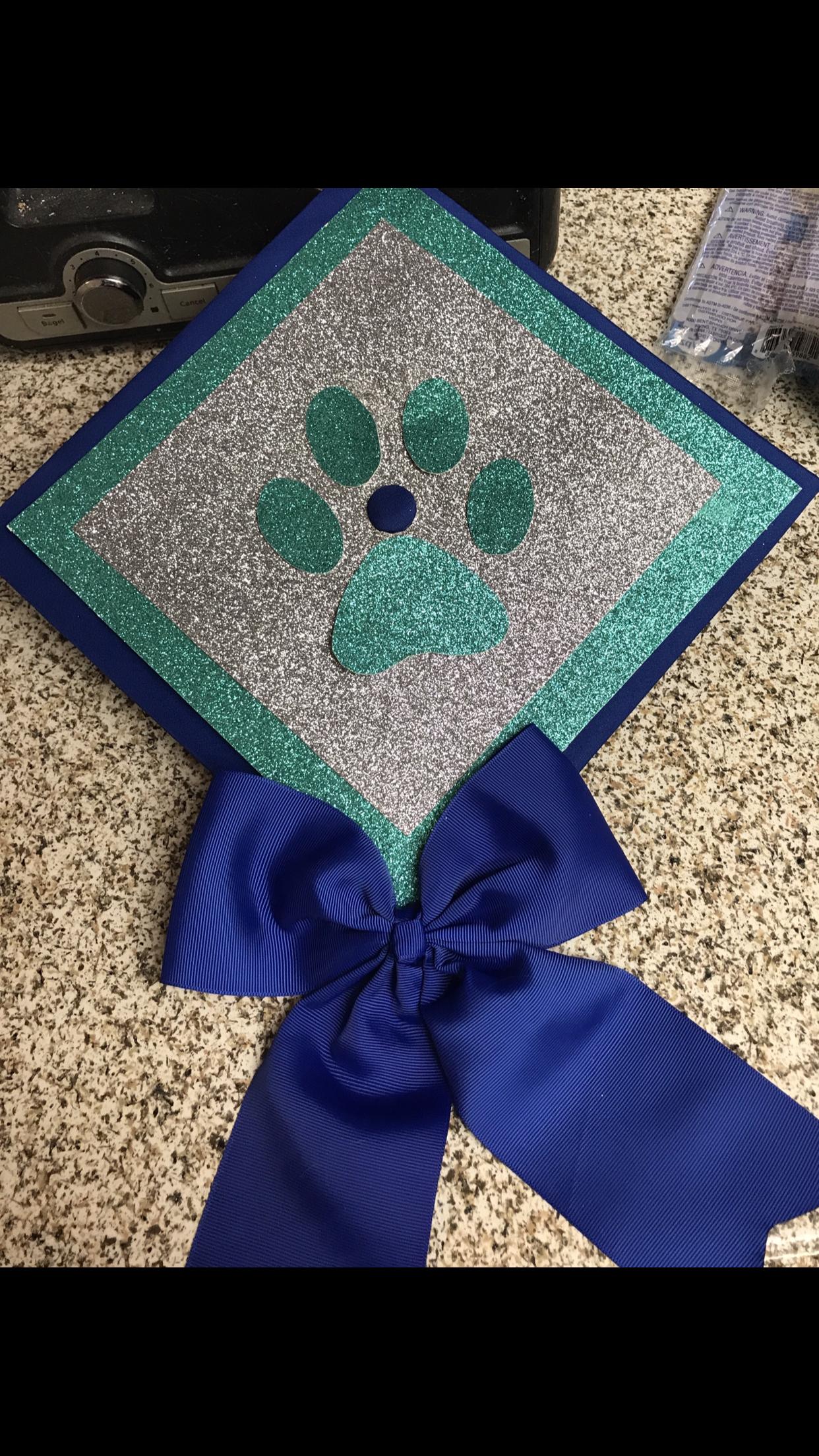 Graduation cap vet tech rvt Graduation cap, Vet tech