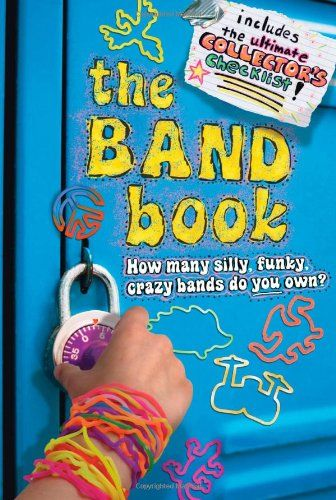 #book  The Band Book How many silly funky crazy bands do you own