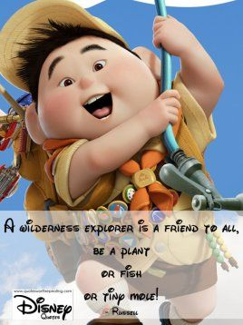 A Wilderness Explorer Is A Friend To All Be A Plant Or Fish Or Tiny