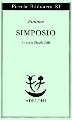 Simposio Platone Reading Books Leggere Writer Libri