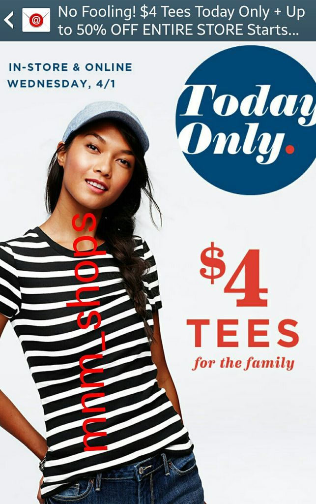 Today Only! mnm shops | tsū