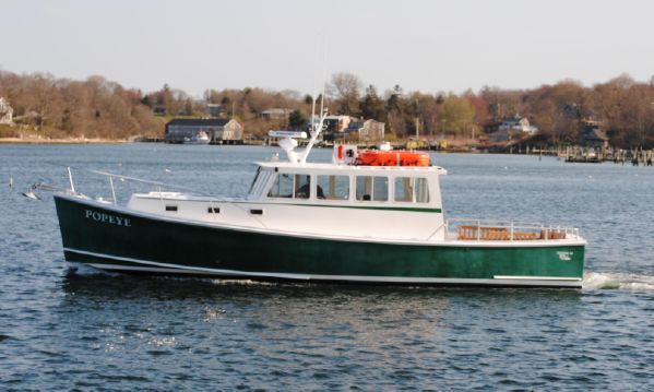 Down East Lobster Boat 42 Boat Lobster Boat Runabout Boat