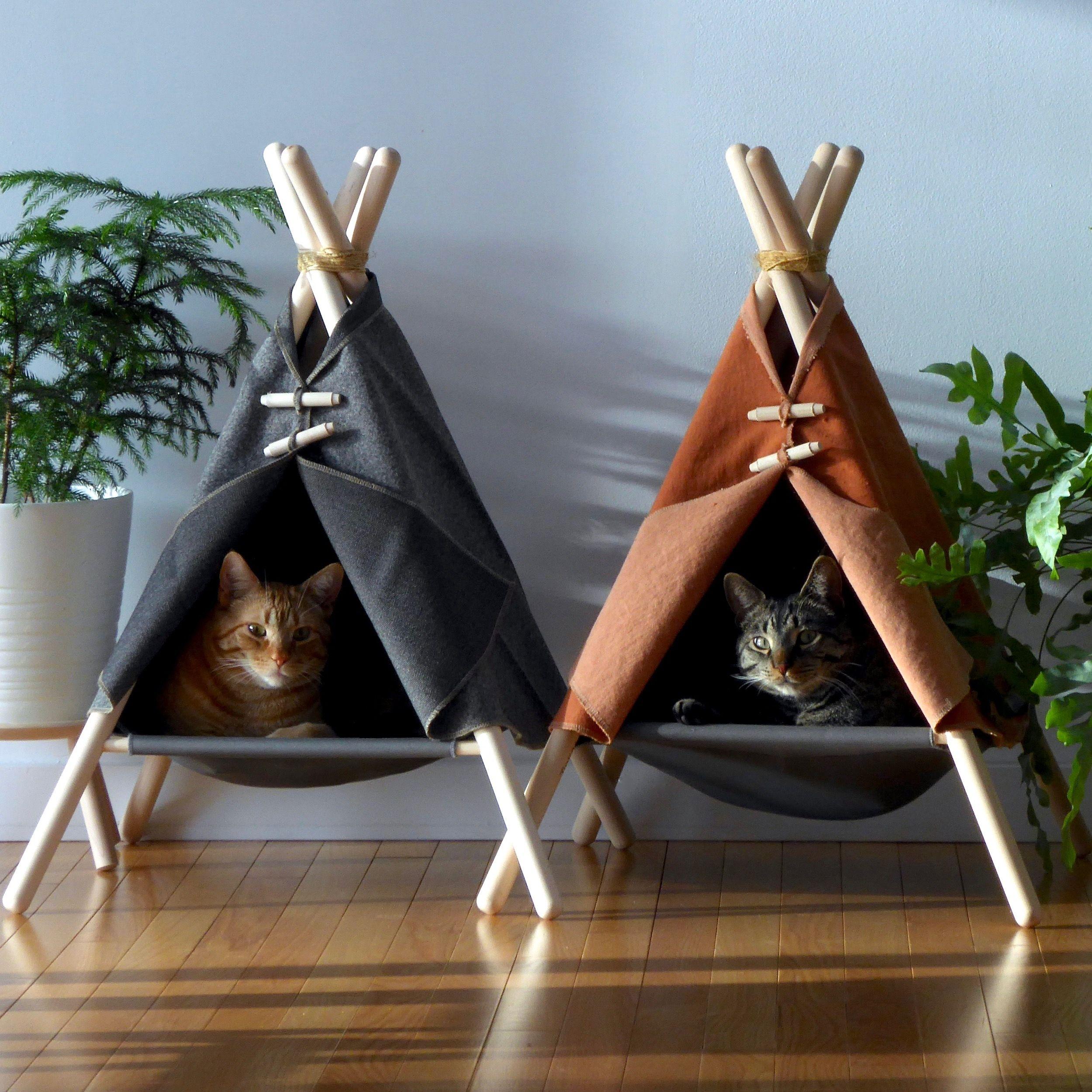 Adventure Tent Diy stuffed animals, Cat room, Pet furniture