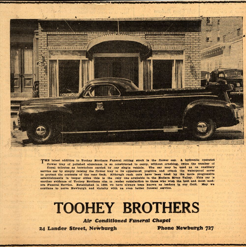 Vintage Clippings: Newspaper Auto Advertising, Part IV