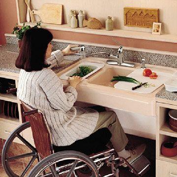accessible kitchen google otsing