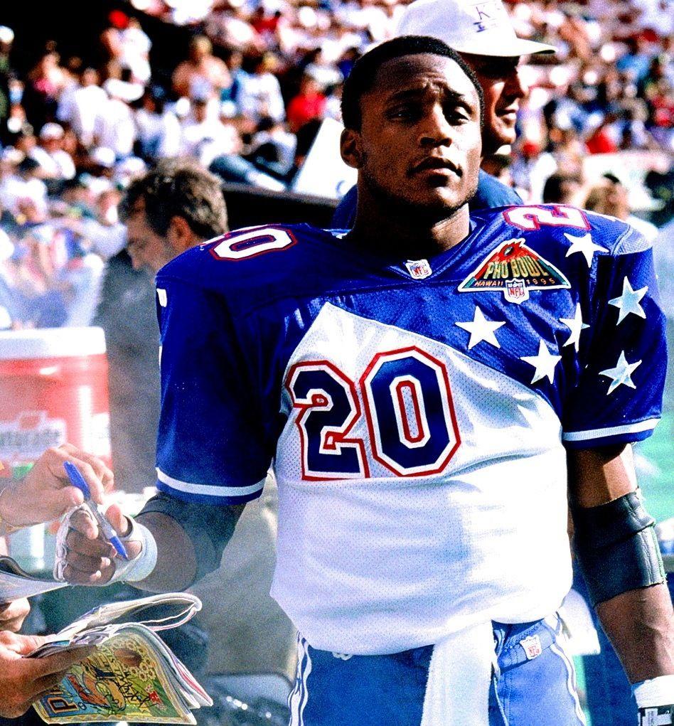 e98281c4d Barry Sanders Pro Bowl