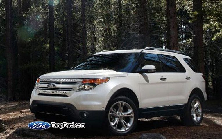 2014 Or 2015 Ford Explorer Xlt White 2014 Ford Explorer Ford