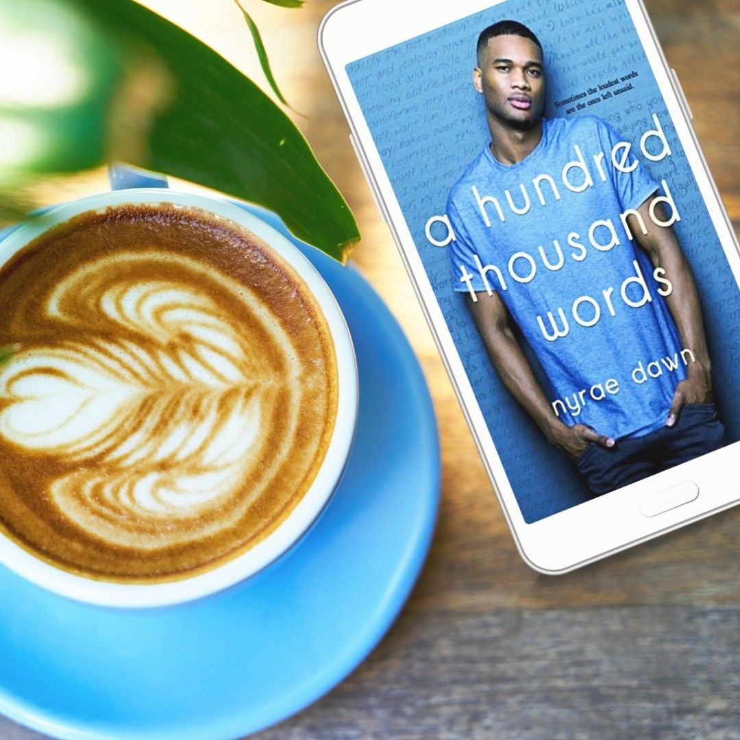 A HUNDRED THOUSAND WORDS by Nyrae Dawn is one of my favorite gay romance novels. It grabs you by the heart and won't let go.  Toby is on winter break …