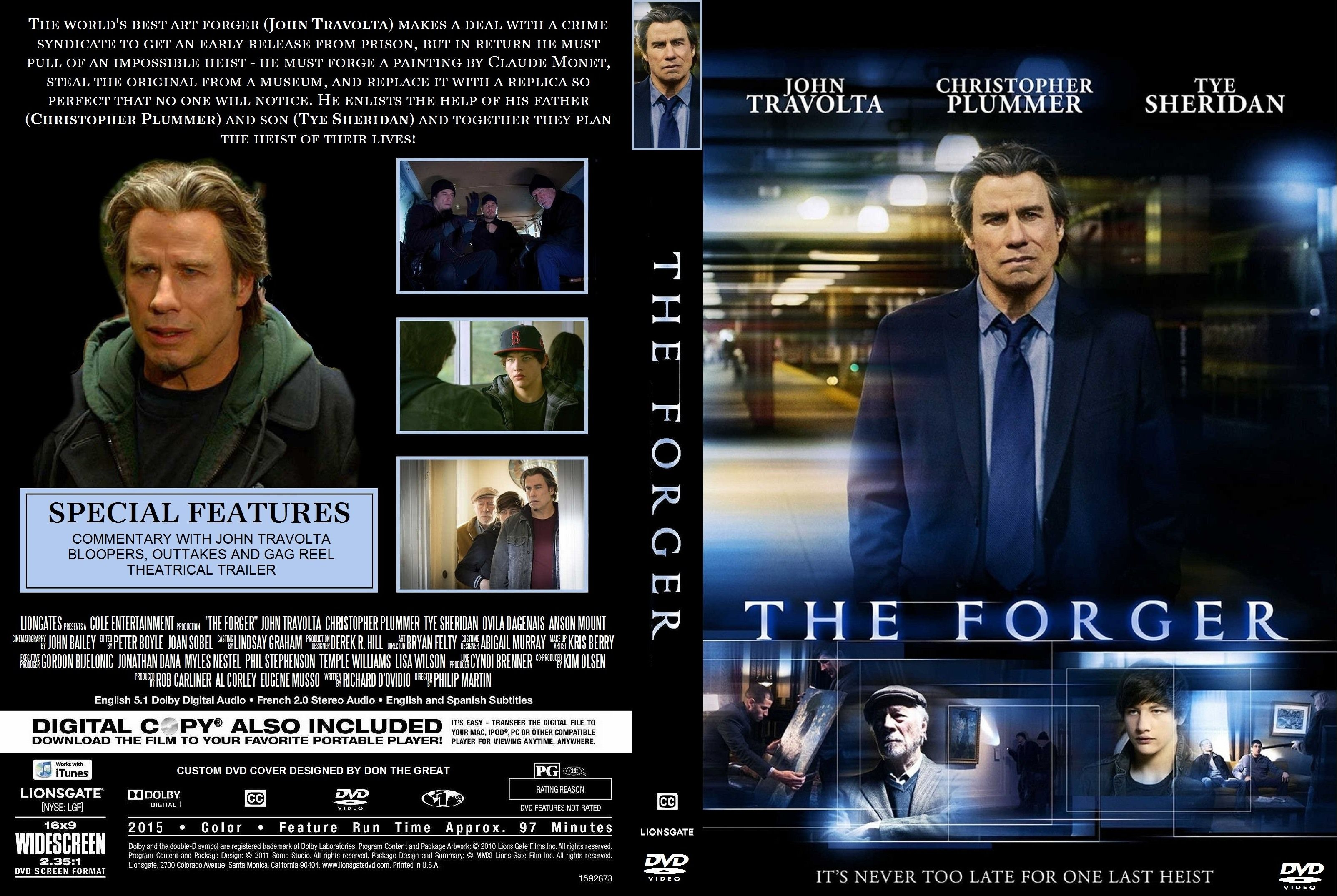 the forger 2011 full movie