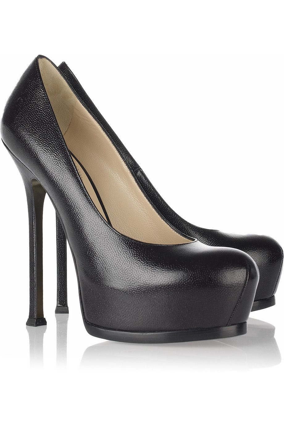 Yves Saint Laurent Tribute Leather Pumps outlet for cheap discount pay with visa sale fashionable real online clearance limited edition lC2pIb