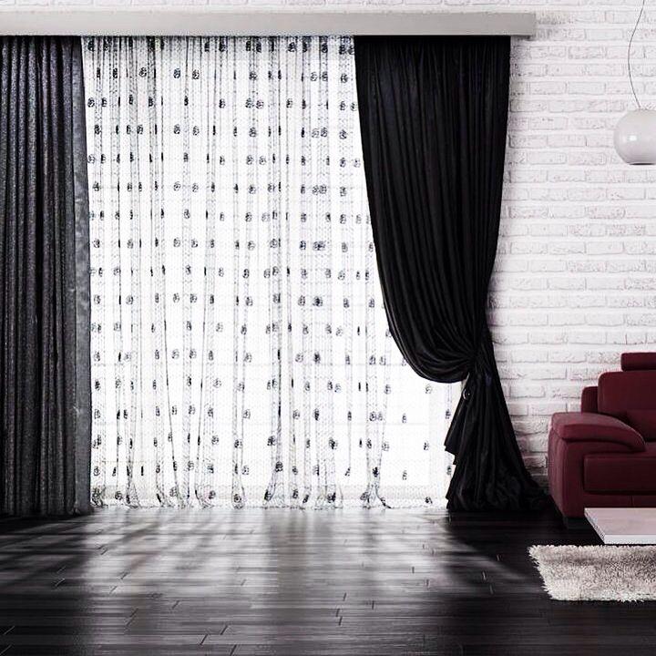 Perde Curtain Tul Sheer Fon Drapery Dekoratif Kumas Fabric Dosemelik Upholstery Nakis Embroidery Jakar Jacquard Hoteltextile Hospitalt Fon Perdeler Perde Kumas