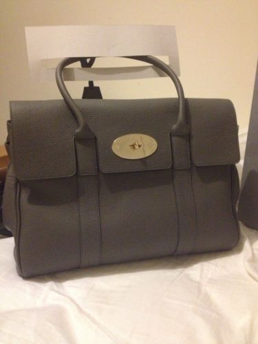 Details about Mulberry Bayswater Grainy Calf 343d7f2dd485a