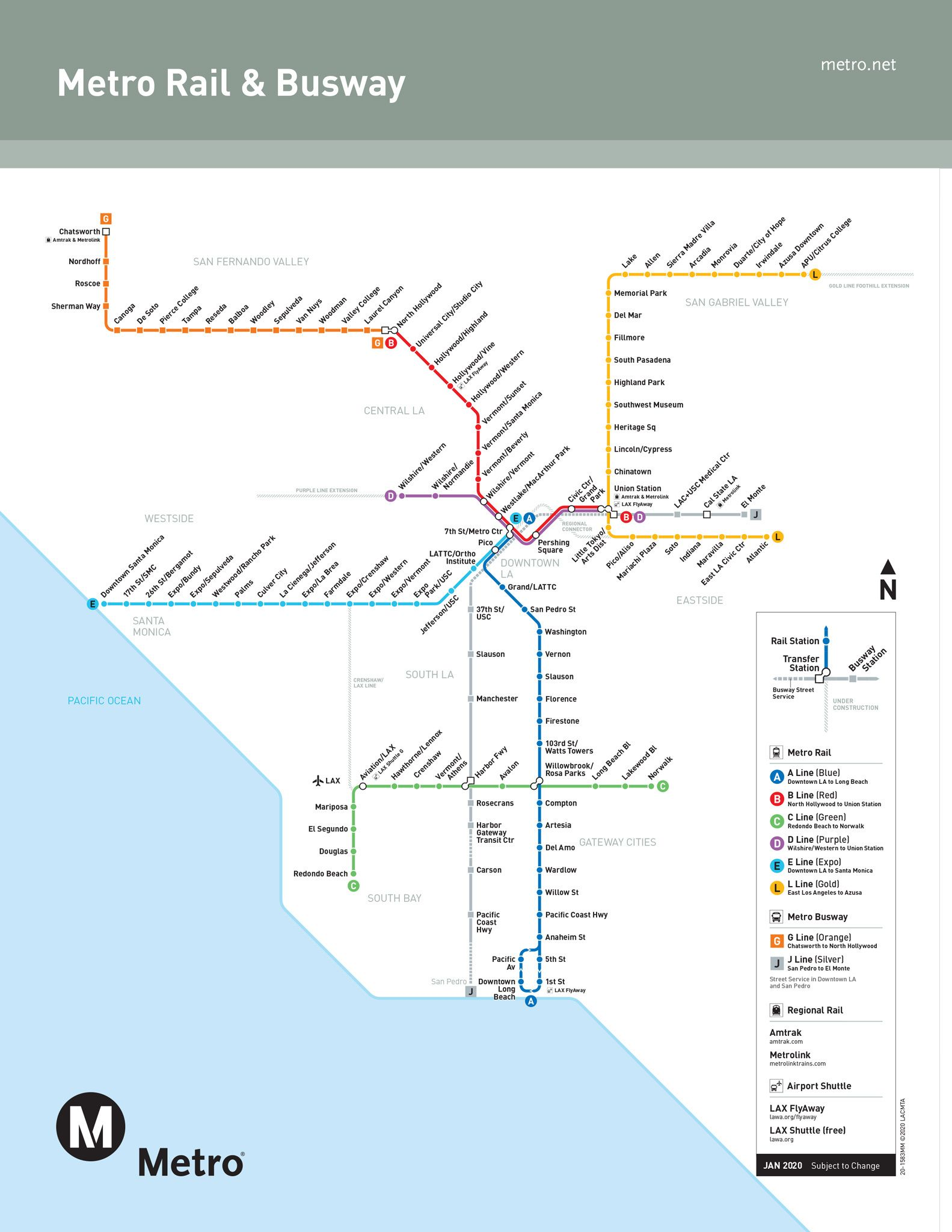 A Beginner S Guide To Metro In 2020 Bus Route Map Train Map La Metro