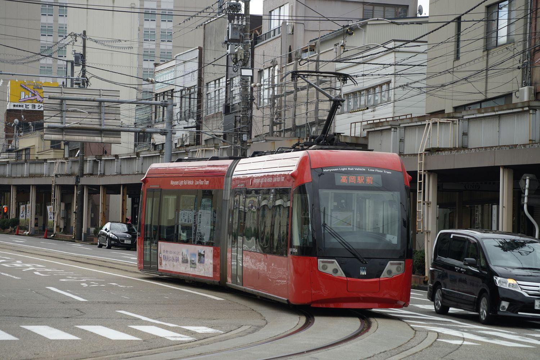 Takaoka,Toyama,Hokuriku,Japan