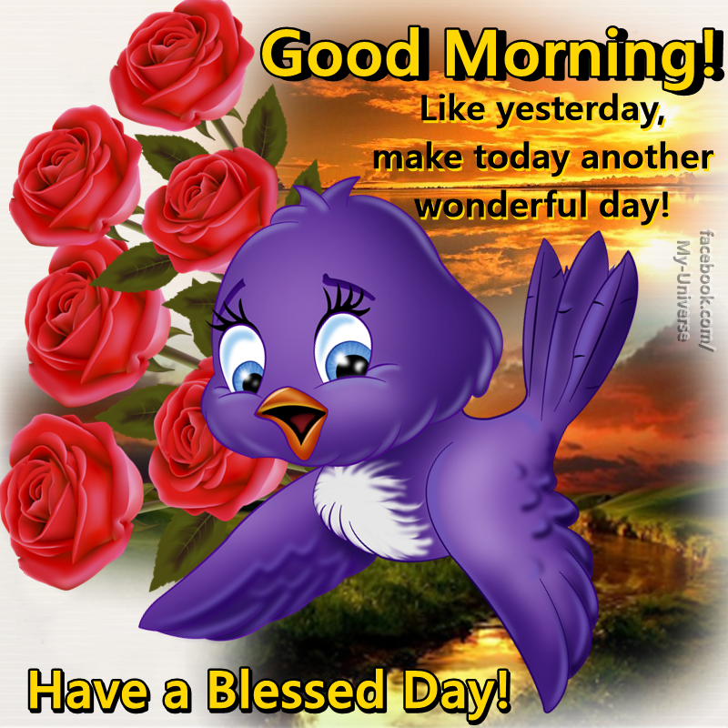 Like Yesterday Make Today Another Wonderful Day Good Morning Saturday Images Good Morning Happy Saturday Good Morning Saturday