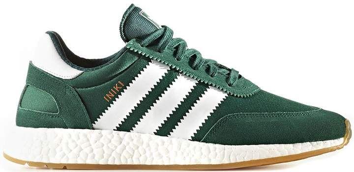 timeless design 71ded 023a6 adidas Iniki Runner Green White Gum