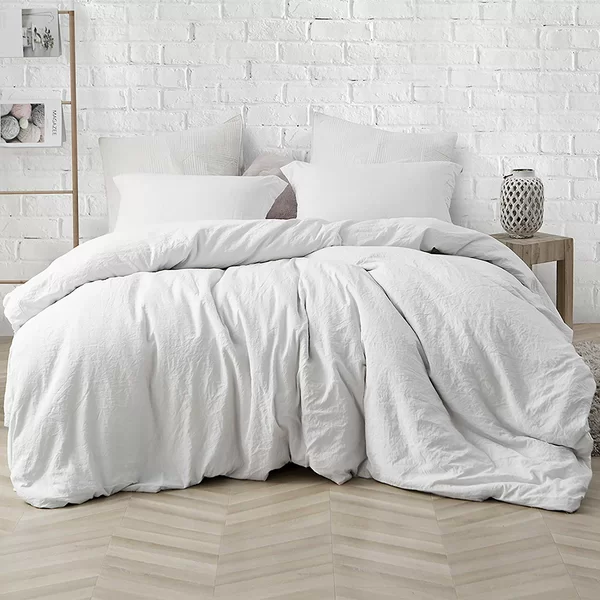 Wendling 3 Piece Duvet Cover Set White Comforter Bedroom White Comforter Bedroom Colors