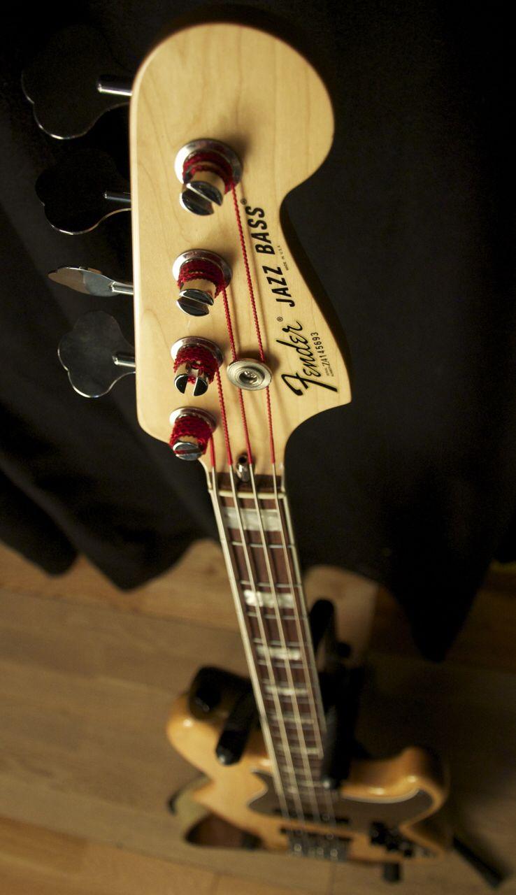 Fender American Vintage '75 Reissue Jazz Bass Fender