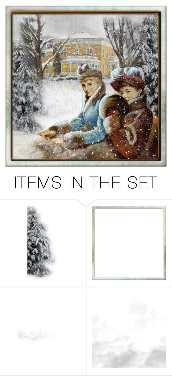 """""""sleigh ride"""" by ritadolce ❤ liked on Polyvore featuring Kunst"""
