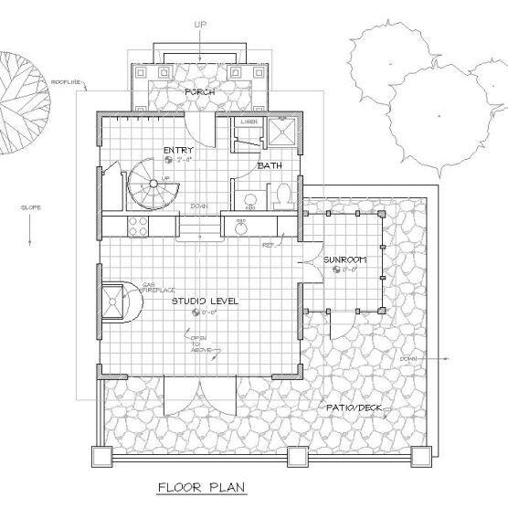 Casa Pequena Com Quarto Loft Planos Casa Pinterest