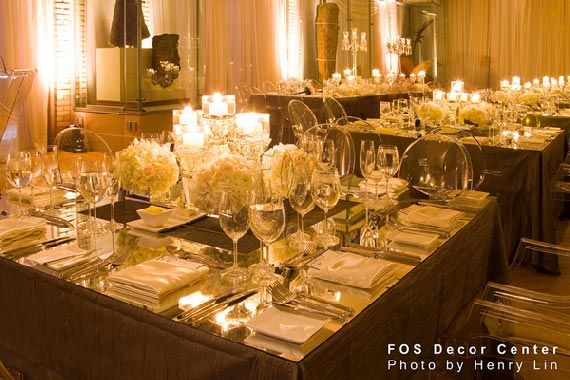 How To Make These Centrepieces Work For A Round Table Wedding Elegant Decoration Ideas