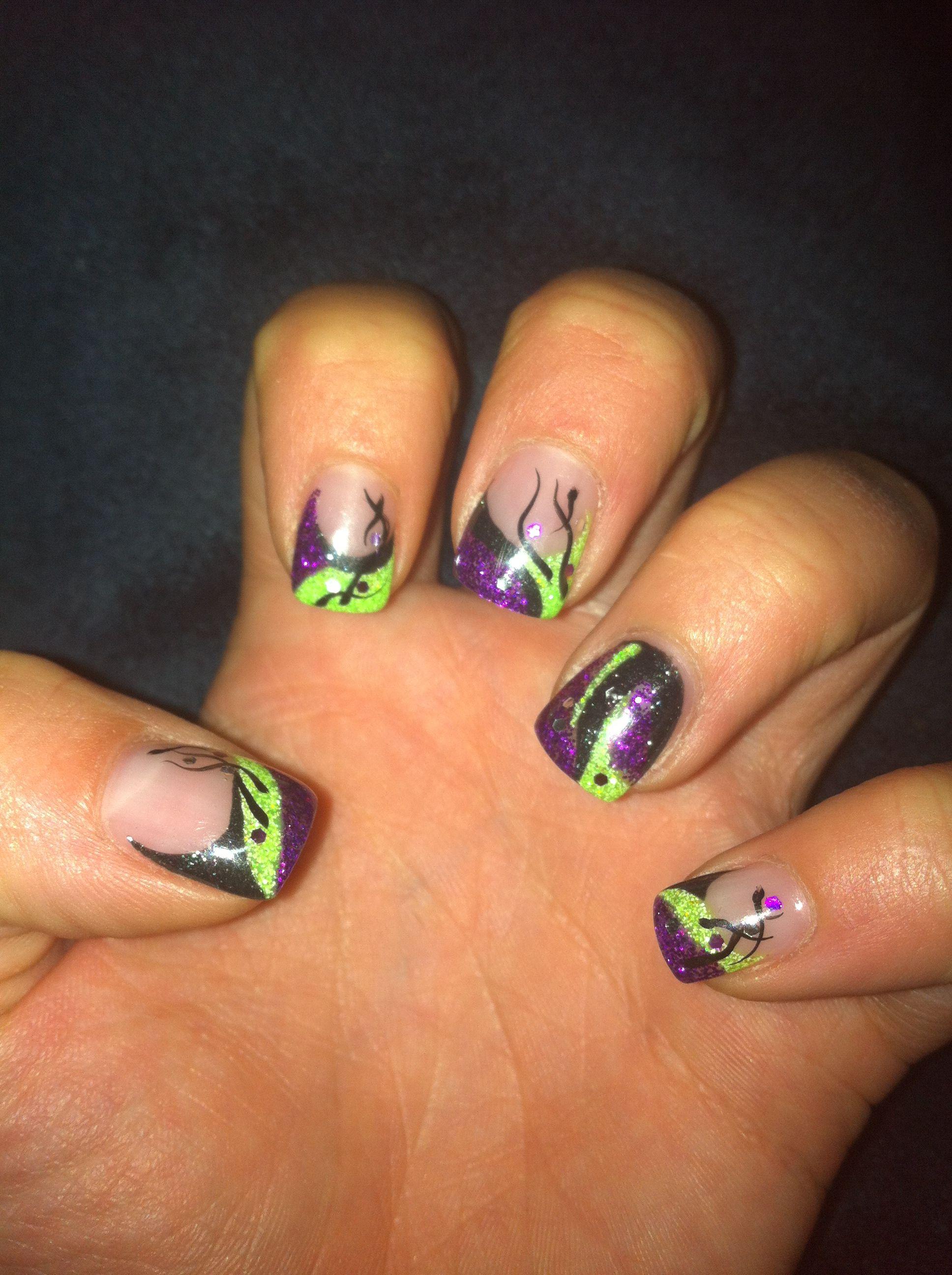 Fun nails | Fun nails, Nails, Nail art