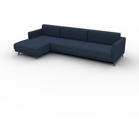 Schlafsofa Jeansblau - Elegantes gemütliches Bettsofa: Hochwertige Qualität einzigartiges Design - 3