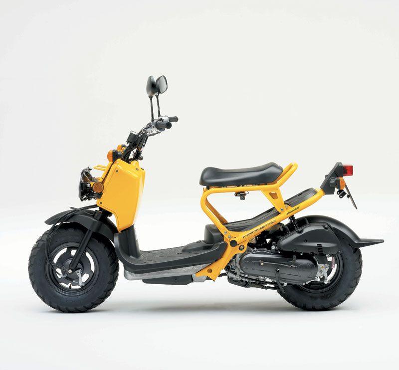 Honda Zoomer Dengan Gambar Mobil Sepeda Motor
