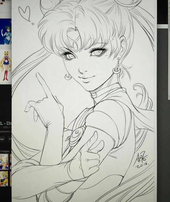 Sailor Moon                                                                                                                                                                                 More