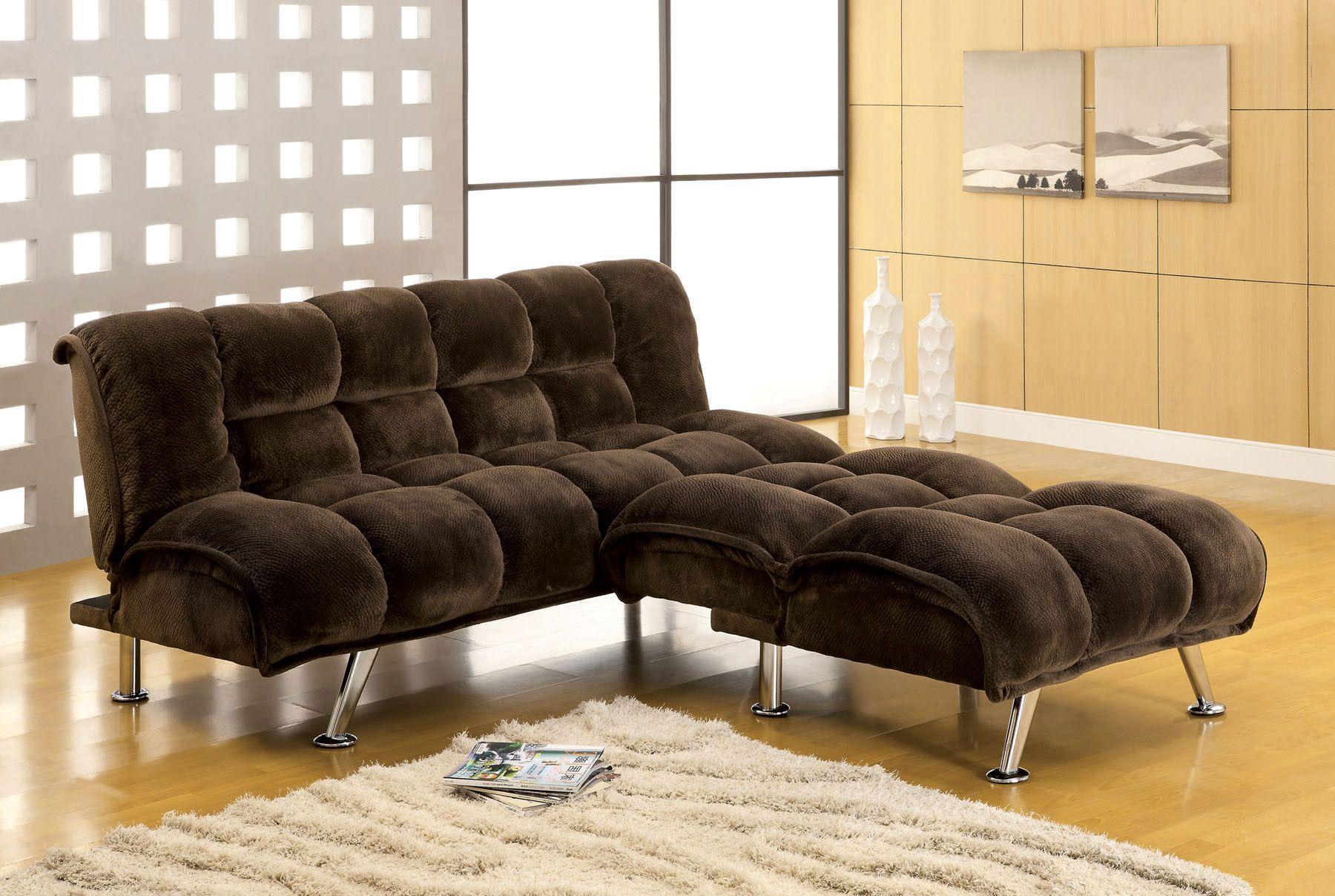 Furniture Of America Marbelle Futon Sofa