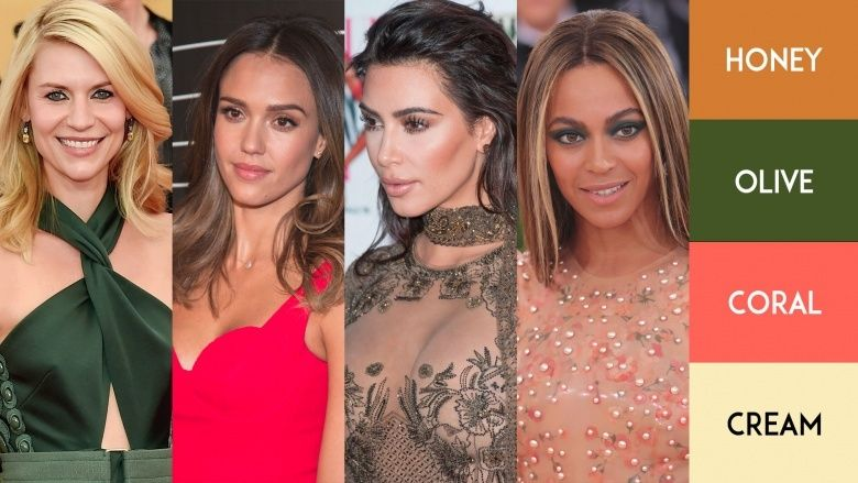 The Best Clothing Colors For Your Skin Tone Skin Color Dresses