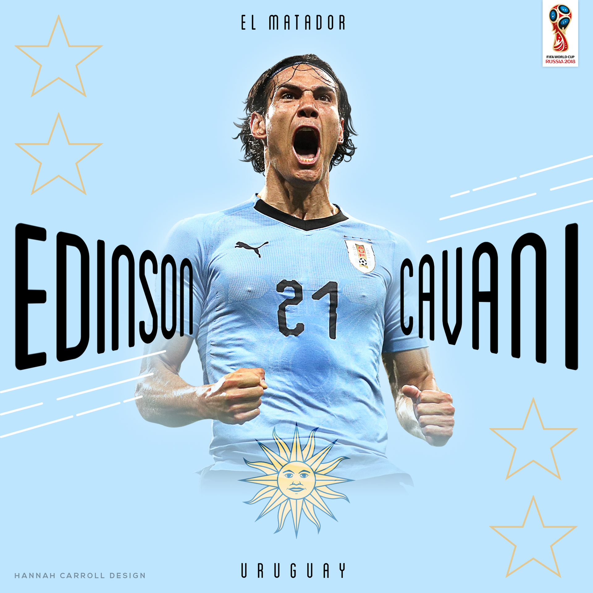 World Cup 2018 on Behance World cup, World cup 2018