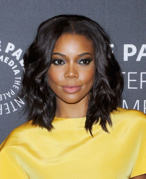 EUNICE: Black hairstyles gabrielle union