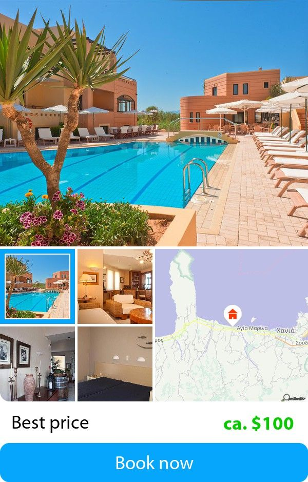 Silver Beach Hotel Platanias (Platanias (Chania), Greece