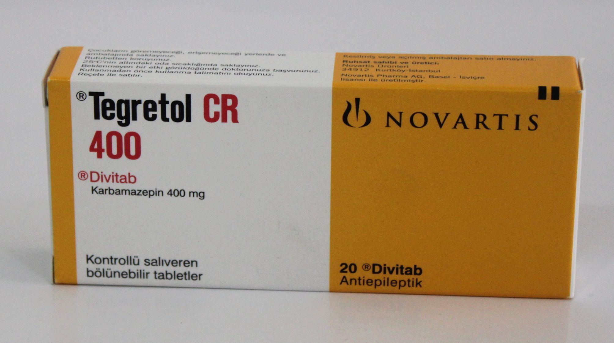 paracetamol tegretol