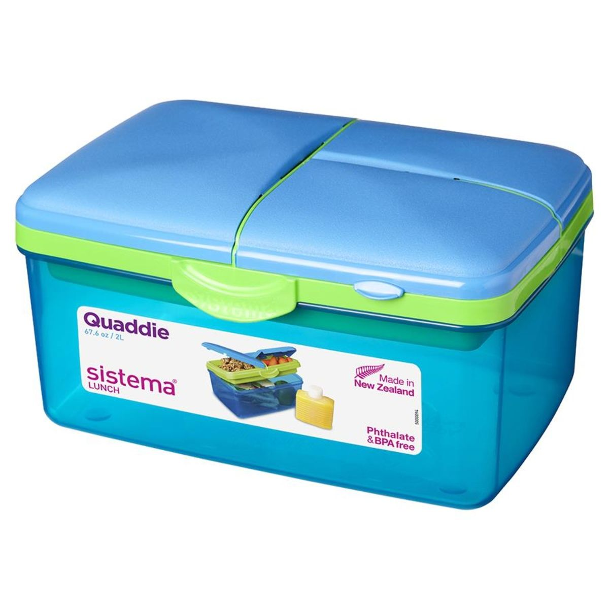 Container Haus Ebay Quaddie Lunch Box Large Sistema 970 Food For Work Pinterest