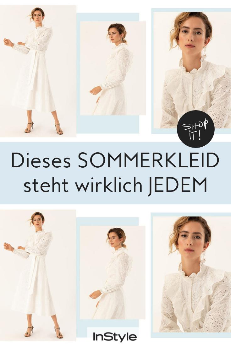 Kleider-Trend: Dieses Kleid macht schlank, ist perfekt für ...