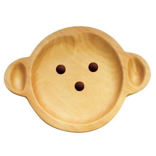 Monkey Wooden Plate Muebles De Cocina Wooden Plates